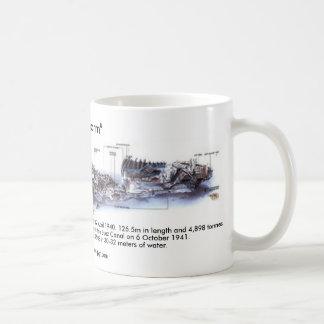 """Caneca De Café thistlgormdwg, """"Thistlegorm"""", construído em Joseph"""