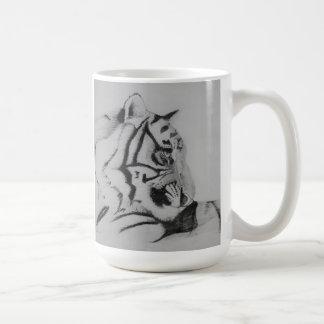 Caneca De Café Tiger Cup