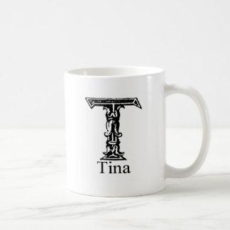 Caneca De Café Tina
