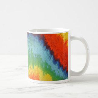 Caneca De Café Tintura do laço