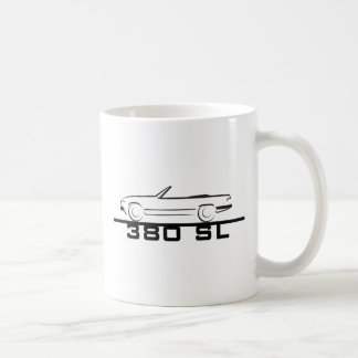 Caneca De Café Tipo 107 de Mercedes 380 SL