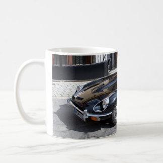 Caneca De Café Tipo preto de Jaguar E