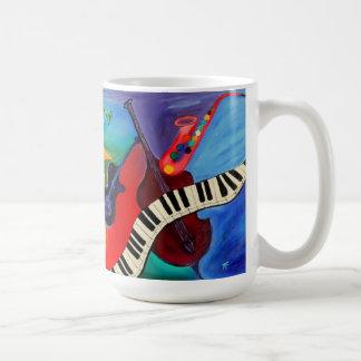 Caneca De Café Todo esse jazz