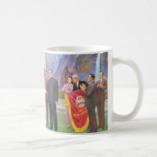 Caneca De Café Todo o mundo ama o caro Líder