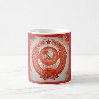 Caneca De Café Todo o poder aos sovietes!