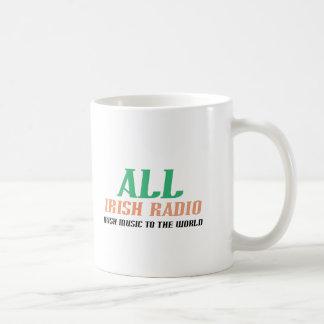 Caneca De Café Todo o rádio irlandês