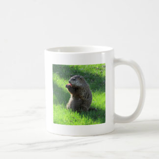 Caneca De Café Tomate Groundhog