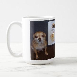 Caneca De Café Tome uma mordida!
