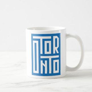 Caneca De Café Toronto