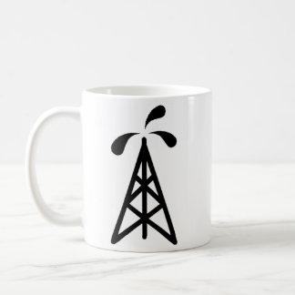 Caneca De Café Torre de óleo