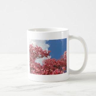 Caneca De Café Torrente das flores