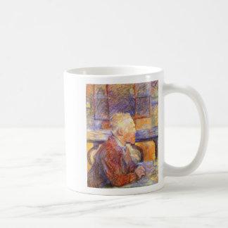 Caneca De Café Toulouse-Lautrec - Van Gogh