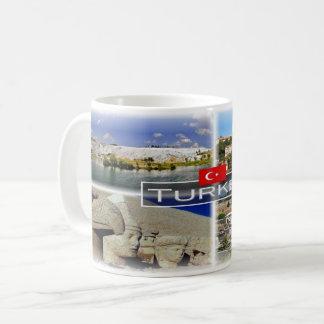 Caneca De Café TR Turquia -
