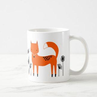 """Caneca De Café """"Trabalho de arte original"""" Fred o Fox"""