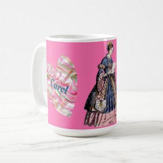 Caneca De Café Traja o dia dos namorados personalizado ~ de