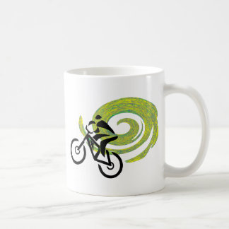 CANECA DE CAFÉ TRANCE DO MOUNTAIN BIKE