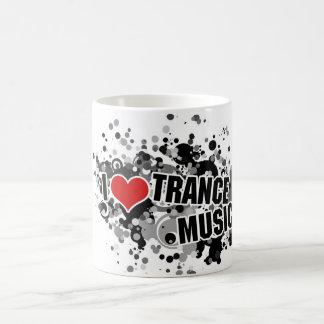 Caneca De Café trance love