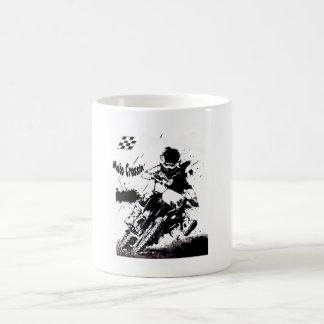 Caneca de café TRANSVERSAL de MOTO