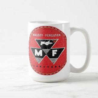 Caneca De Café Tratores de Massey Ferguson