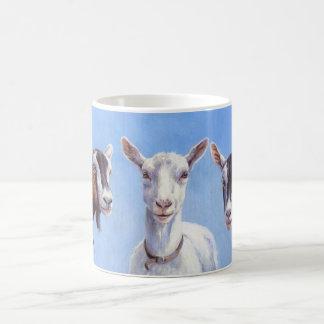 Caneca De Café Três cabras