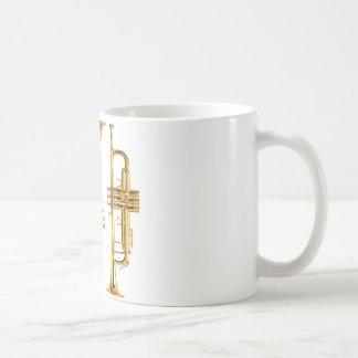 Caneca De Café Três trombetas