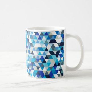 Caneca De Café triângulos gelados
