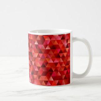 Caneca De Café Triângulos sangrentos