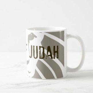 Caneca De Café Tribo de Judah