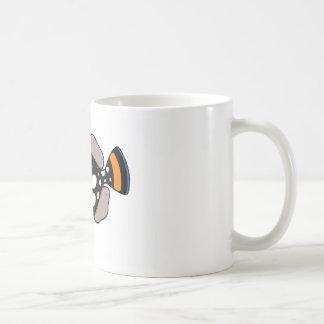 Caneca De Café Triggerfish do palhaço