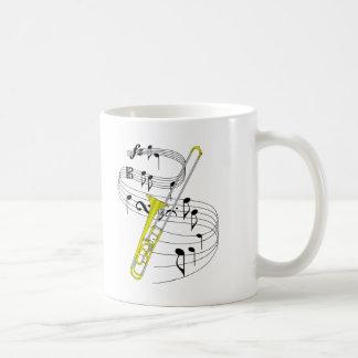 Caneca De Café Trombone