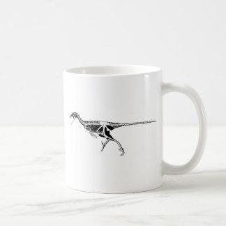 Caneca De Café Troodon