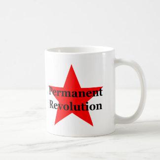 Caneca De Café Trotsky: Revolução permanente