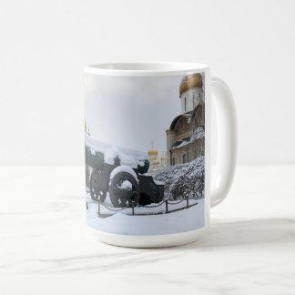 Caneca De Café Tsar Canon