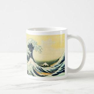 Caneca De Café Tsunami