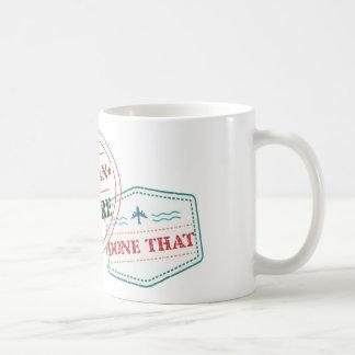 Caneca De Café Turkmenistan feito lá isso