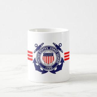 Caneca De Café U.S. Guarda costeira