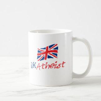 Caneca De Café UKAtheist - para… Ateus BRITÂNICOS!