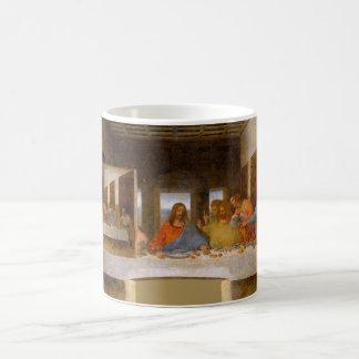 Caneca De Café Última ceia da Vinci