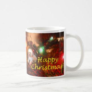 Caneca De Café Um desejo do Natal