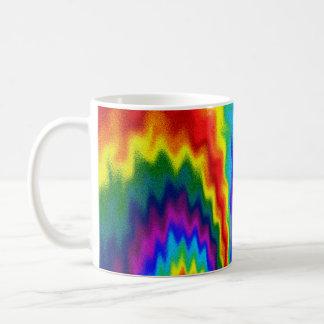 Caneca De Café Um fogo em um arco-íris