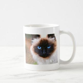 Caneca De Café Um gato de Birman