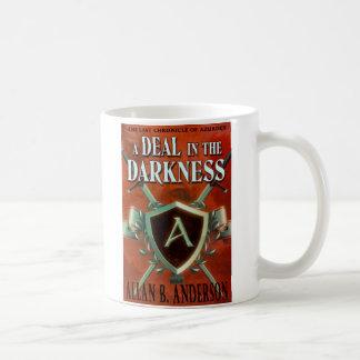 Caneca De Café Um negócio na escuridão