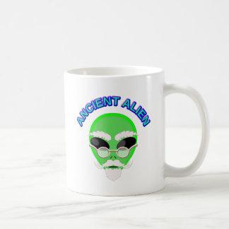 Caneca De Café Uma alienígena antiga