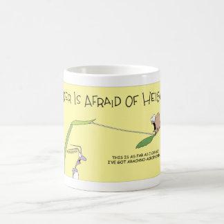 Caneca De Café Uma fobia da aranha
