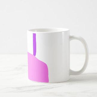 Caneca De Café Uma fruta cor-de-rosa