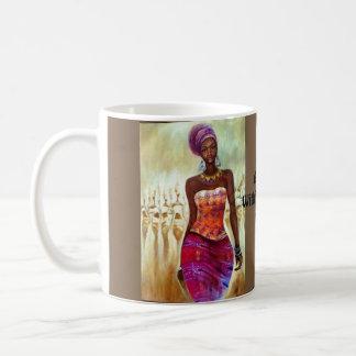 Caneca De Café Uma mulher é