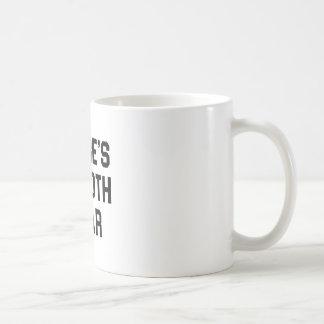 Caneca De Café Uma preguiça próximo