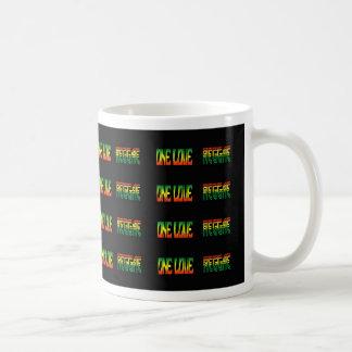 Caneca De Café Uma reggae do amor