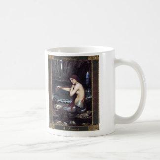 Caneca De Café Uma sereia agride