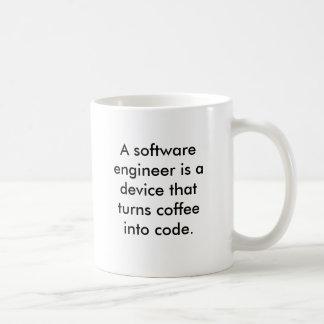Caneca De Café Uma Software Engineer é um dispositivo que gire o
